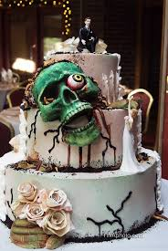 Funny Halloween Cakes by Halloween Wedding Cake Funny Pics Co