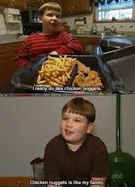 Chicken Nugget Meme - chicken nuggets funny