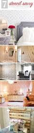 Savvy Home Blog 7 stencil savvy diy decorating ideas stencil stories
