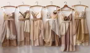 shabby chic bridesmaid dresses gown and dress gallery