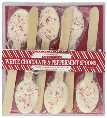 chocolate dipped spoons wholesale melville candy company dipped spoons white chocolate