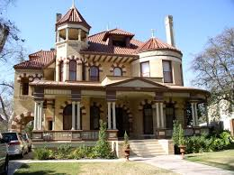 Gothic Revival Home Queen Anne Architectural Styles Of America And Europe