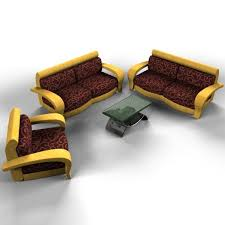 stylish home design ideas wooden sofa set models