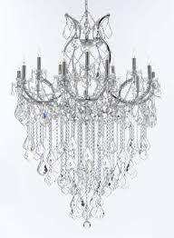 15 light chandelier maria theresa trimmed chandelier chandeliers crystal chandelier