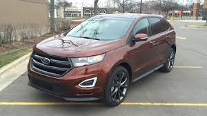 2011 Ford Edge Limited Reviews Ford Edge Prices Reviews And New Model Information Autoblog