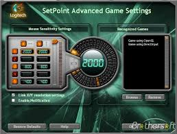 Logitech Setpoint Download Full version gratis