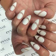 30 creative stiletto nail designs claw nails pointy nails and