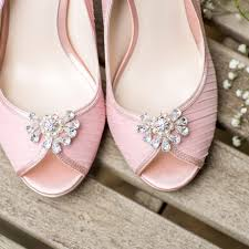 chloe shoe clips crystal embellishments for wedding shoes
