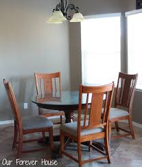 Pottery Barn Dining Table Craigslist by Our Forever House New Chairs In The Nook