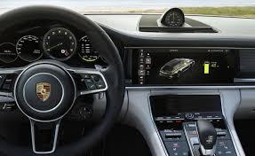 porsche 911 dashboard 2018 porsche panamera turbo s e hybrid sport turismo dashboard