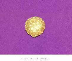 aur iasi gold buttons iasi romania 500 400 bc butoni aur dacic