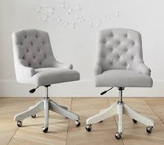 linen desk chair desk amazing stylish and comfortable office chairs you must see