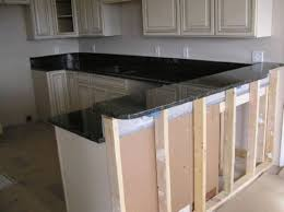 kitchen island raised bar curved overhang google search