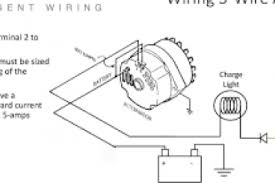 appealing 2wire delco alternator wiring diagram photos wiring