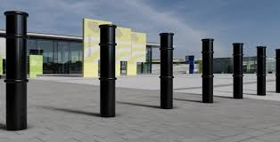 gfc6000 ornamental bollard autopa limited esi external works