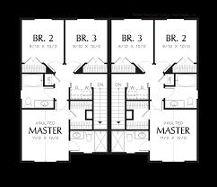 mascord house plan 4027 the woodbury