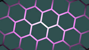 Purple Gray Turquoise And Purple by Wallpaper Purple Glow Grey Hexagon Gradient White Black 2f4f4f