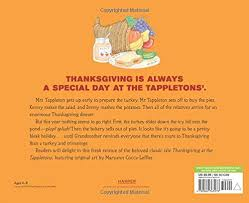 thanksgiving at the tappletons eileen spinelli maryann cocca