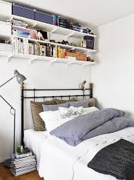Bed Alternatives Small Spaces 41 Best Shelving Above Bed Images On Pinterest Bedrooms Home