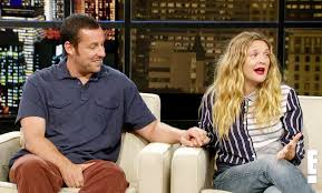 happy thanksgiving song adam sandler did drew barrymore and adam sandler ever date adam sandler and