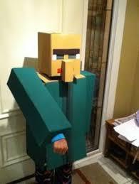 Halloween Costumes Minecraft Zombie Pigman Coming Minecraft Costumes
