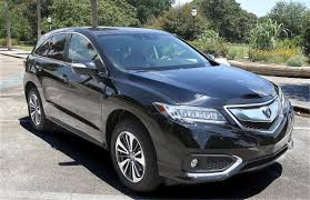 acura vip light it up new generation acura rdx five seater displays sharper
