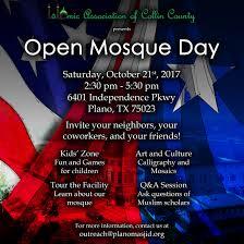 plano masjid islamic association of collin county