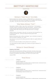 Resume Samples For Caregiver caregiver resume samples visualcv resume samples database