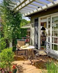 cottage style backyards cottage style back patio and pergola patio designs and ideas