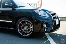 lexus lx 470 japan vossen wheels lexus lx vossen forgedprecision series vps 301