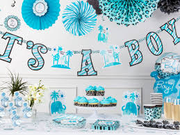 party supplies cheap baby shower decorating ideas table for boy decorations cheap diy