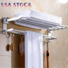 Bathroom Towel Holder Modern Towel Rack Ebay