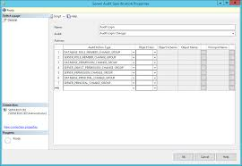 Sql Server Audit Table Changes Sql Server Auditing How To Be Alerted About Important Auditing