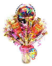 balloon and candy bouquets 124 best make sell candy bouquets images on candy
