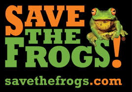 save the save the frogs home
