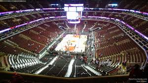 United Center Seating Map United Center Seating View Best Seat 2017
