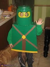 Lego Ninjago Halloween Costumes Lego Ninjago Green Ninja Costume Works