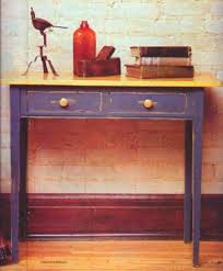 shaker end table plans shaker hall table plan downloadable