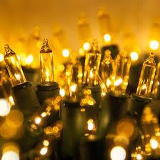 lights 100 yellow tree mini lights 6