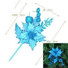 Blue Christmas Decorations For Sale by Compare Prices On Blue Christmas Wreath Online Shopping Buy Low