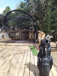 backyard driving range ct outdoor