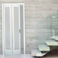 Frosted Closet Door Frosted Glass Folding Closet Doors