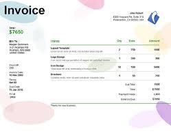 freelance writing invoice template invoice template freelance designer designers kit invoices