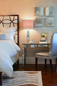 14 ideas for a small bedroom hgtv s decorating design blog hgtv 12 use a desk as a nightstand