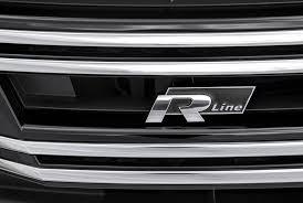 volkswagen r line 2016 vw tiguan r line review