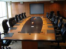 Custom Boardroom Tables Magnificent Custom Conference Tables Vessel Shaped Wood