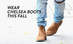 here u0027s why you should be wearing chelsea boots this season