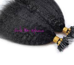 micro ring hair extensions girlis luxury hair extensions 1g 100s afro curly micro loop remy