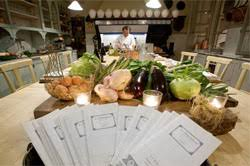cours de cuisine avignon hotel la mirande rhone valley