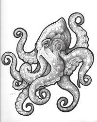 octopus tattoo design by breakthrough self on deviantart